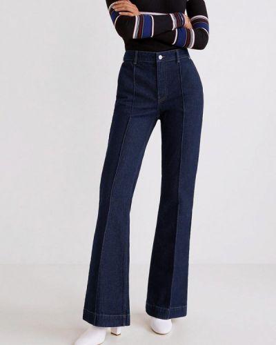 Широкие джинсы расклешенные турецкий Mango