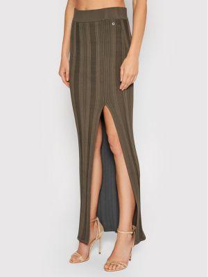 Długa spódnica - zielona Guess