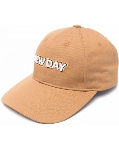 Beżowa czapka z daszkiem Dorothee Schumacher