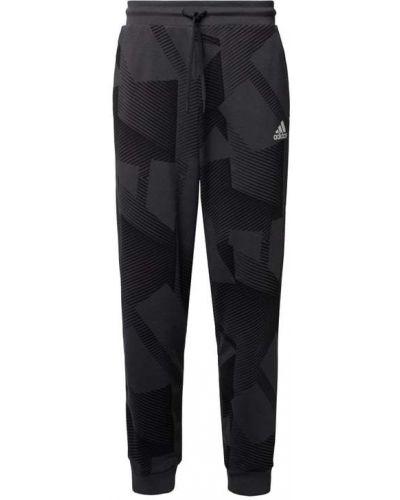 Spodnie dresowe bawełniane Adidas Performance
