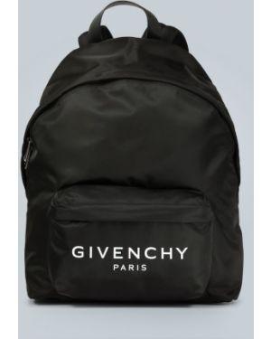Sport torba nylon czarny Givenchy