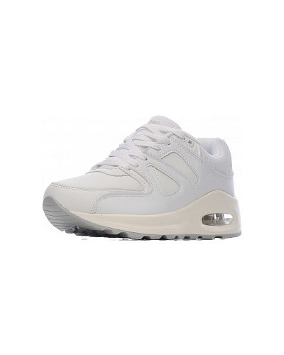 Белые кроссовки Dixer