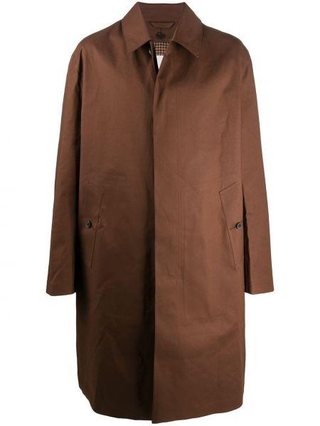 Полупальто - коричневое Mackintosh
