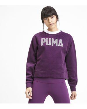 Толстовка спортивная желтый Puma