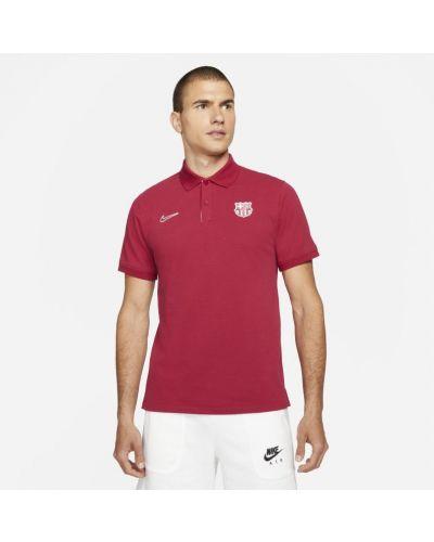 T-shirt - czerwona Nike