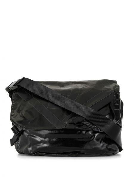 Sport torba czarna z płótna Chanel Pre-owned