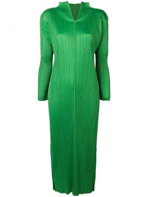 Платье винтажная плиссированное Issey Miyake Pre-owned