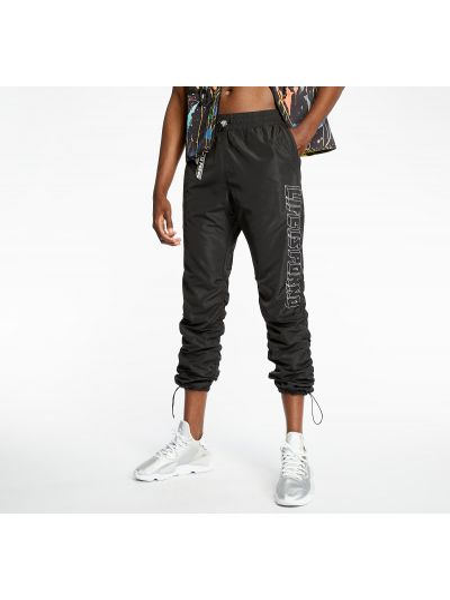 Czarne spodnie Life Is Porno