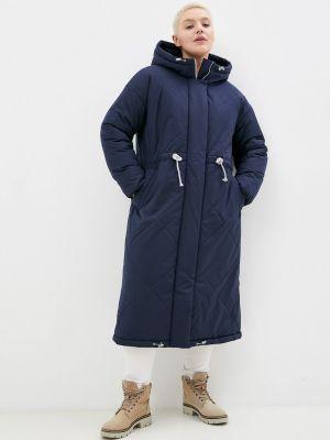 Утепленная куртка - синяя Modress