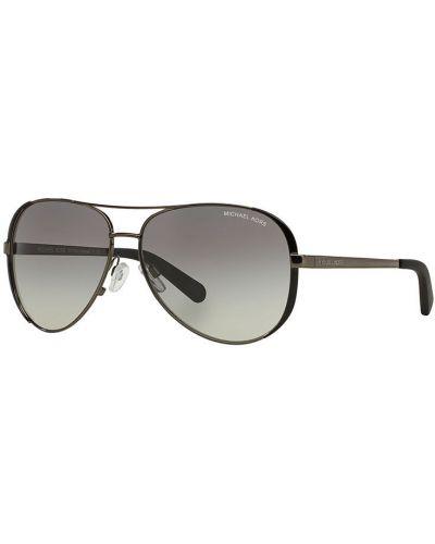 Солнцезащитные очки черные Michael Kors