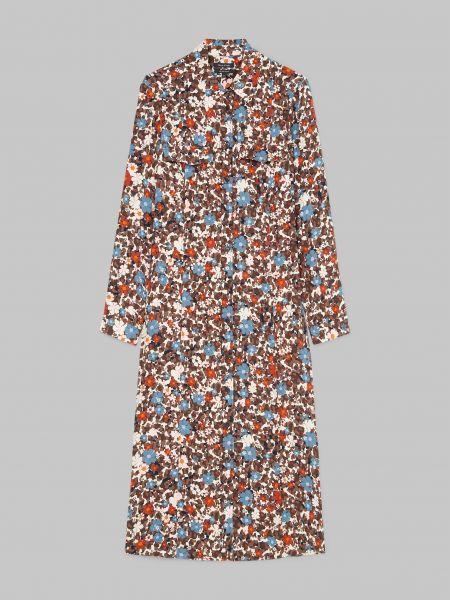 Текстильное повседневное платье Marc O'polo