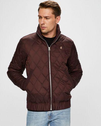 Утепленная куртка с капюшоном укороченная G-star Raw