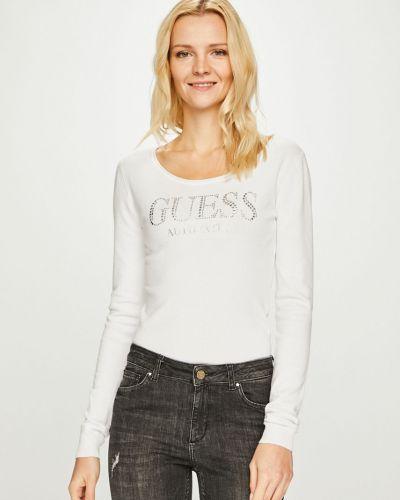 Укороченные джинсы белый Guess Jeans