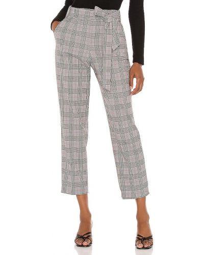 Spodnie palazzo z kieszeniami w połowie kolana z wiskozy z zamkiem błyskawicznym 1. State
