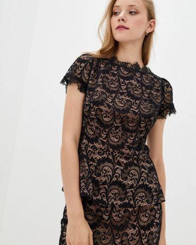 Блузка - черная Genevie