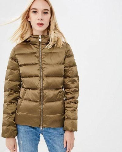 Зимняя куртка осенняя укороченная Ea7