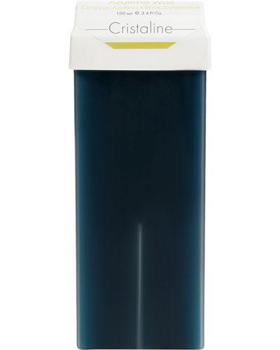 Воск для депиляции кожаный Cristaline