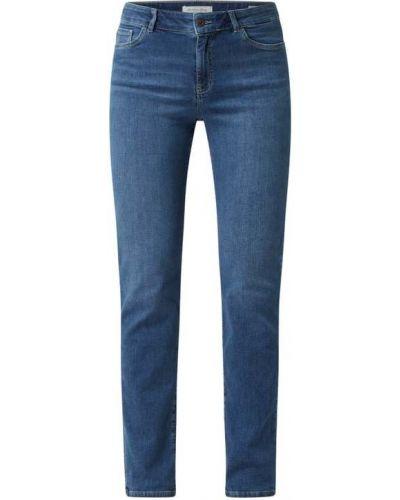 Niebieskie mom jeans bawełniane Christian Berg Women