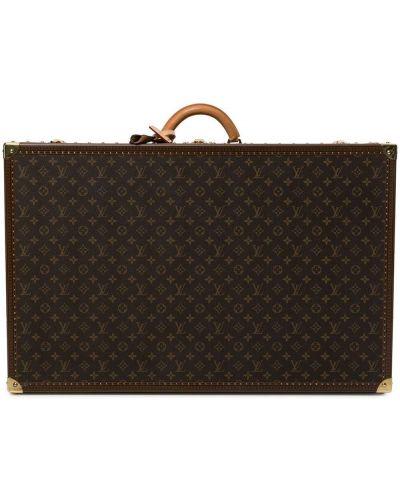 Teczka brązowy Louis Vuitton