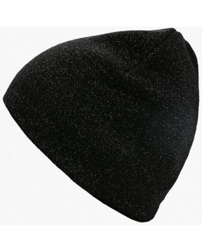 Шапка черная осенняя Maxval