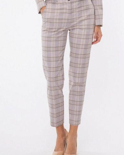 Зауженные брюки - бежевые Vladi Collection