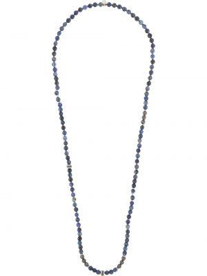 Синее ожерелье Tateossian