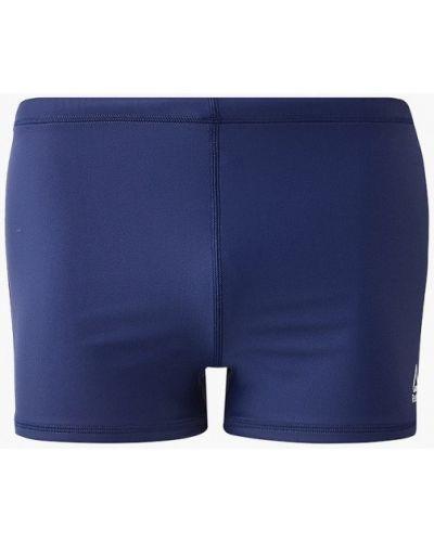 Плавки-боксеры синие плавки-шорты Reebok