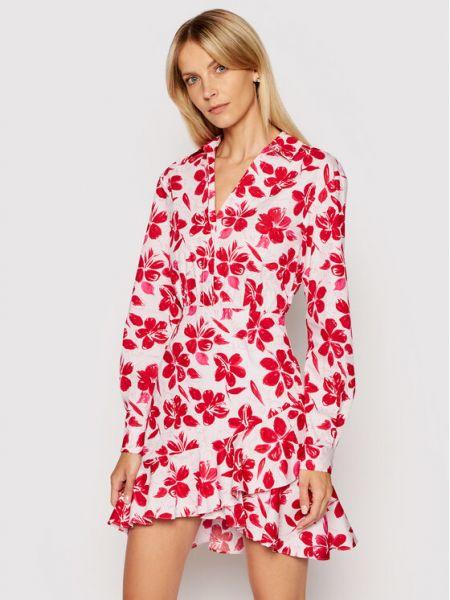 Sukienka - czerwona Na-kd