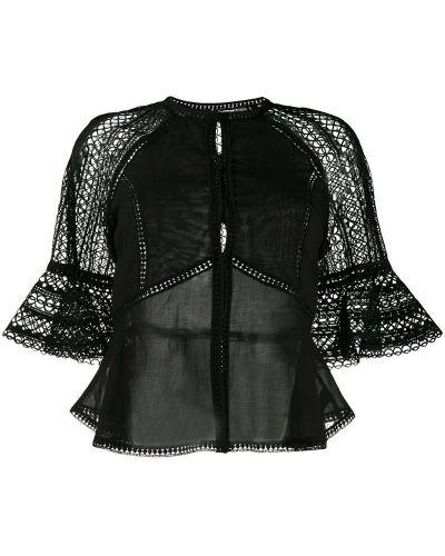 Блузка с вышивкой Charo Ruiz