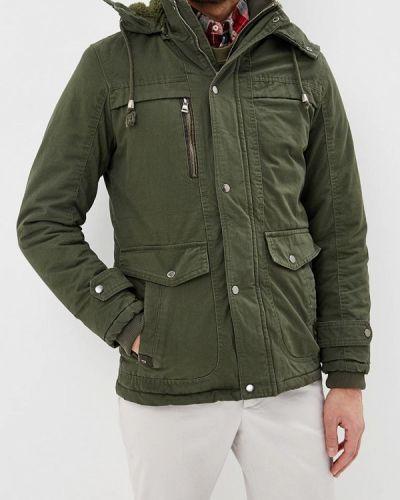 Утепленная куртка демисезонная Bruebeck