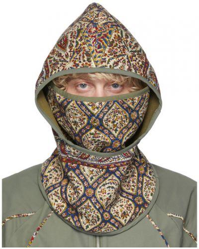 Bawełna bawełna kominiarka prążkowany khaki Paria /farzaneh