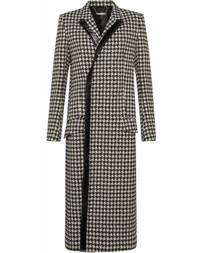 Пальто на молнии пальто-халат Philipp Plein