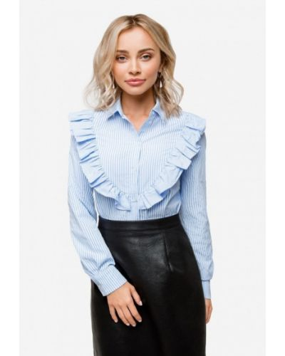 Блузка с длинным рукавом осенняя Solou