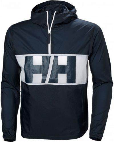 Синяя ветровка Helly Hansen