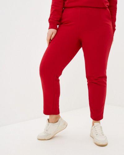 Спортивные брюки - красные Lina
