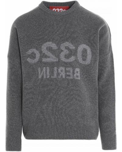 Szary sweter 032c