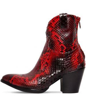 Ботинки на каблуке Rocco P.