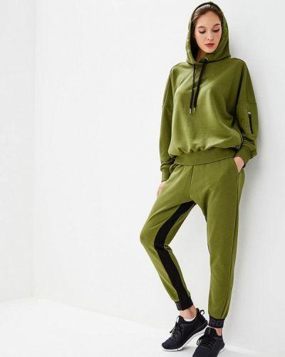 Спортивный костюм зеленый хаки Profit