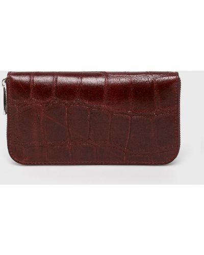 Кожаный кошелек Answear