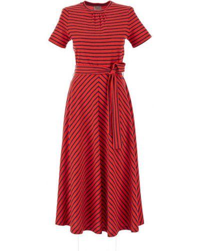 Платье - красное Marella