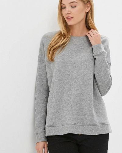 Серый свитшот Vero Moda