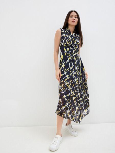 Платье с запахом с завышенной талией High