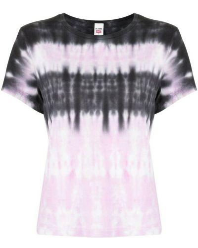 Czarna t-shirt Re/done