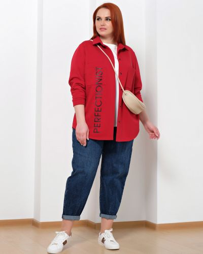 Рубашка с воротником с карманами на пуговицах Dora