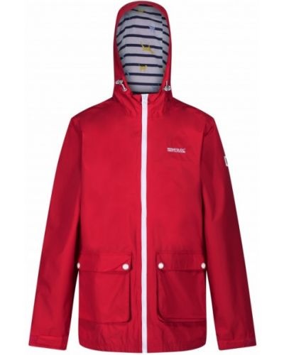 Ветровка с капюшоном - красная Regatta