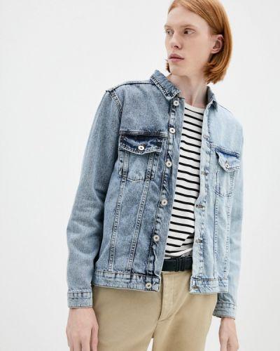 Голубая куртка летняя Trendyol