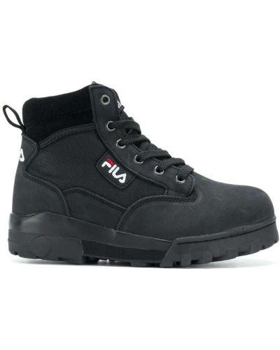 Ботинки на шнуровке Fila