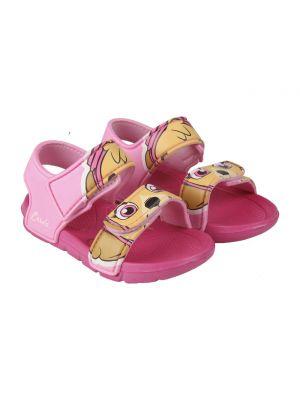 Sandały sportowe - różowe Paw Patrol