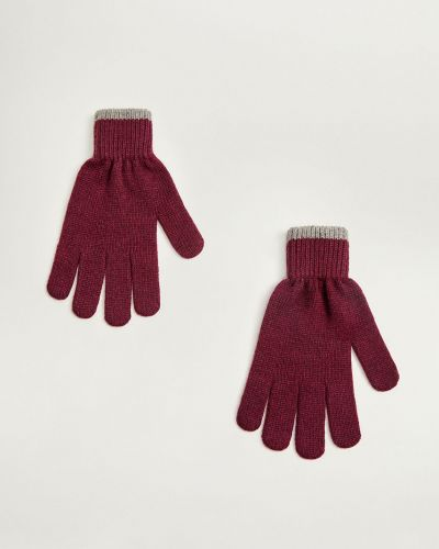Перчатки текстильные шерстяные Mango Man