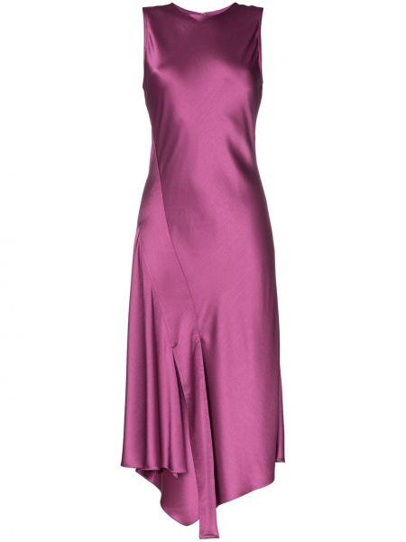 Платье миди средней длины - розовое Sies Marjan
